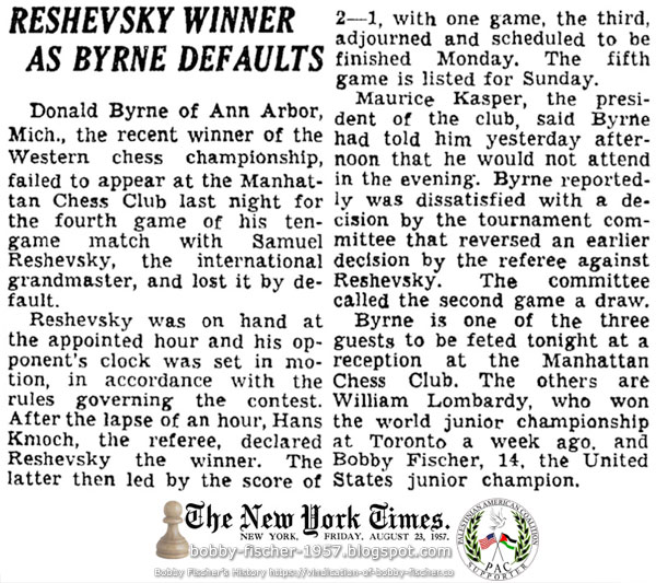 Manhattan Chess Club Reception