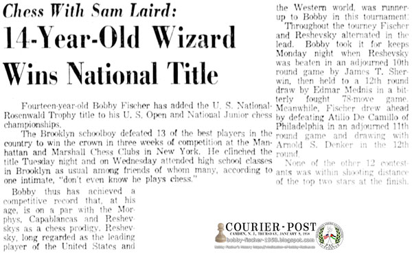 14-Year-Old Wizard Wins National Title
