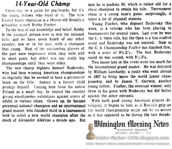 14-Year-Old Champ