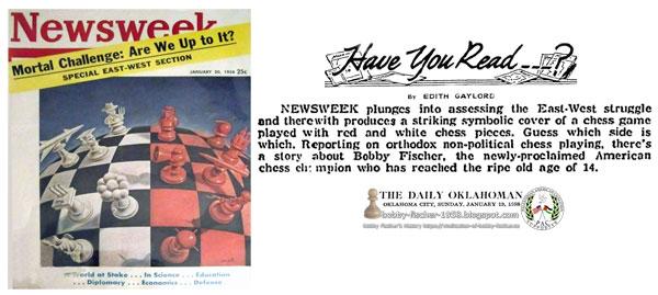 Newsweek East-West Struggle