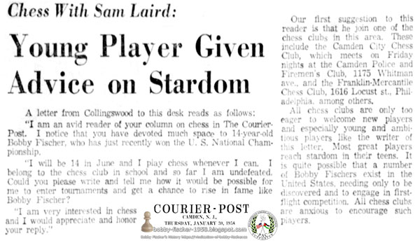 Young Player Given Advice on Stardom