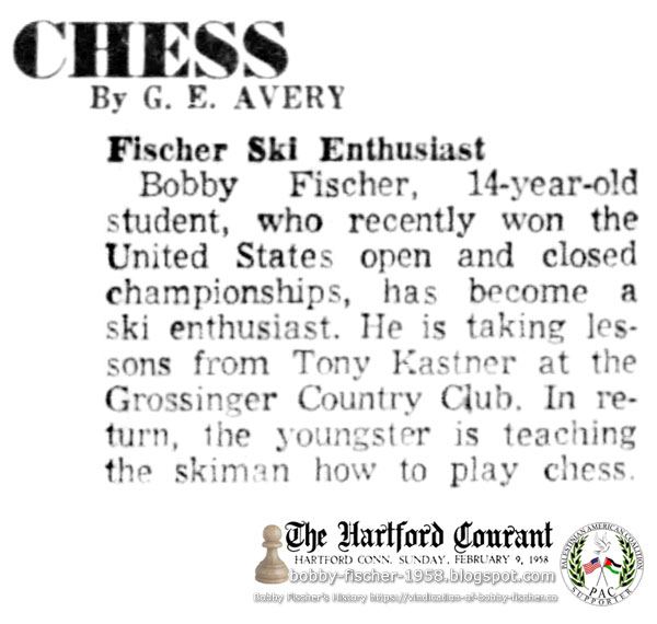 Fischer Ski Enthusiast