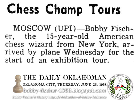 Chess Champ Tours