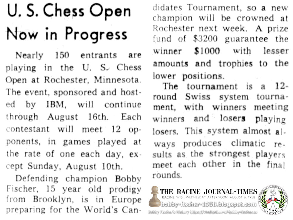 The Journal Times, Racine, Wisconsin, Wednesday, August 06, 1958 - Page 18