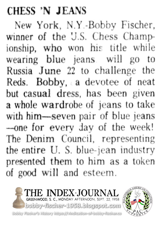 Chess 'N Jeans