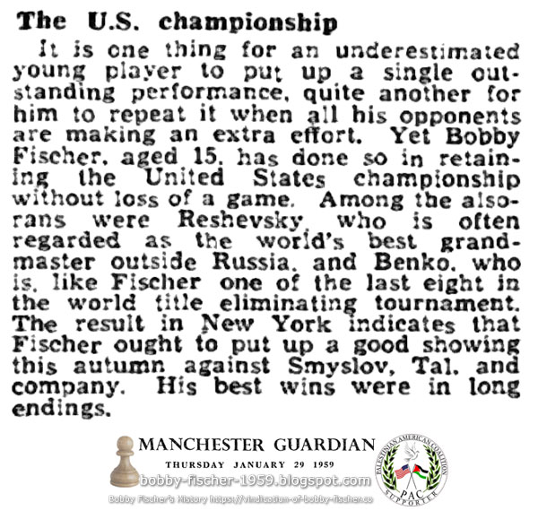 The U.S. championship