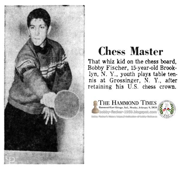 Master At Chess