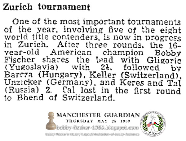 Zurich Tournament