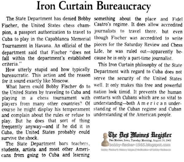 Iron Curtain Bureaucracy