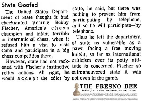State Goofed