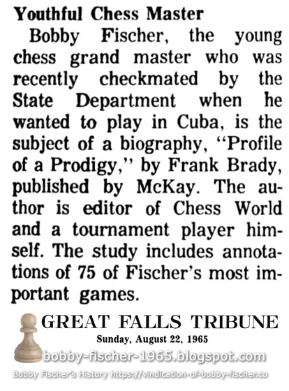 Youthful Chess Master