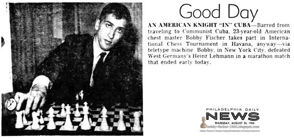 An American Knight 'In' Cuba