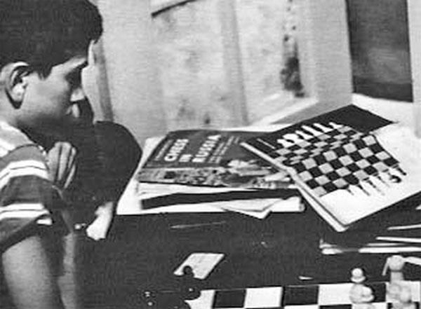 Bobby Fischer 1955