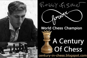 World Chess Champion Bobby Fischer