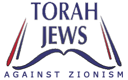 True Torah Jews: Jews Against Zionism