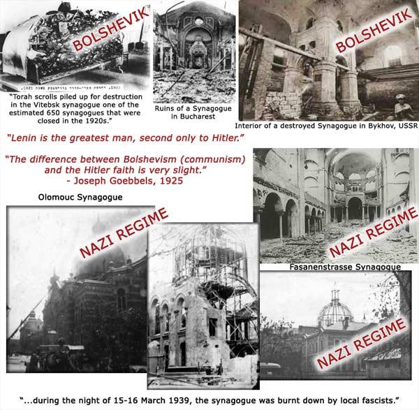 The Big Lies of Nazism