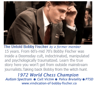 The Untold Story of Bobby Fischer